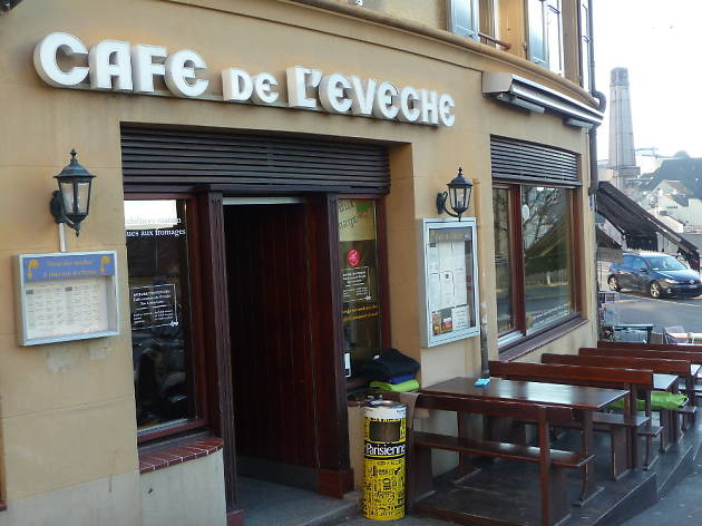 Café de l'éveché, Lausanne restaurant, Time Out Switzerland