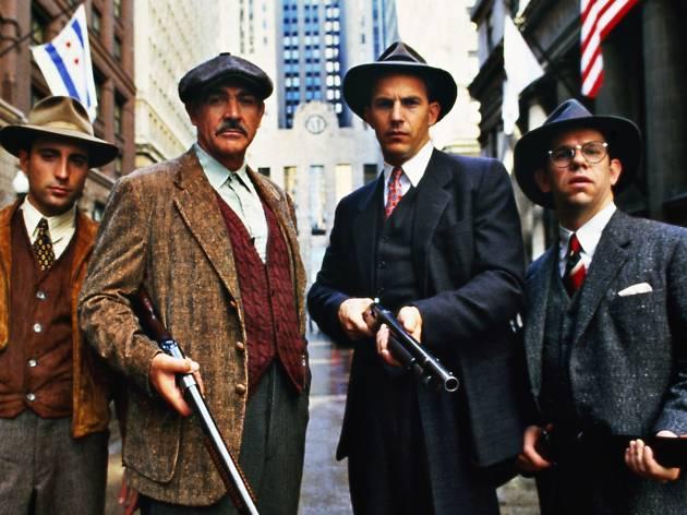 The Untouchables (Los intocables de Eliot Ness)