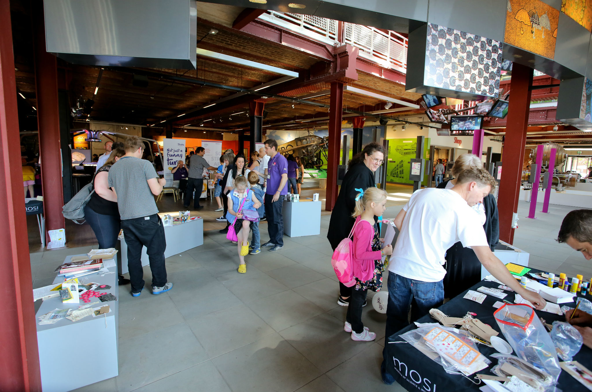 What's on at MOSI for half term?