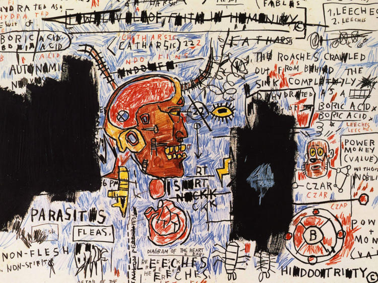 """Basquiat: The Unknown Notebooks"""