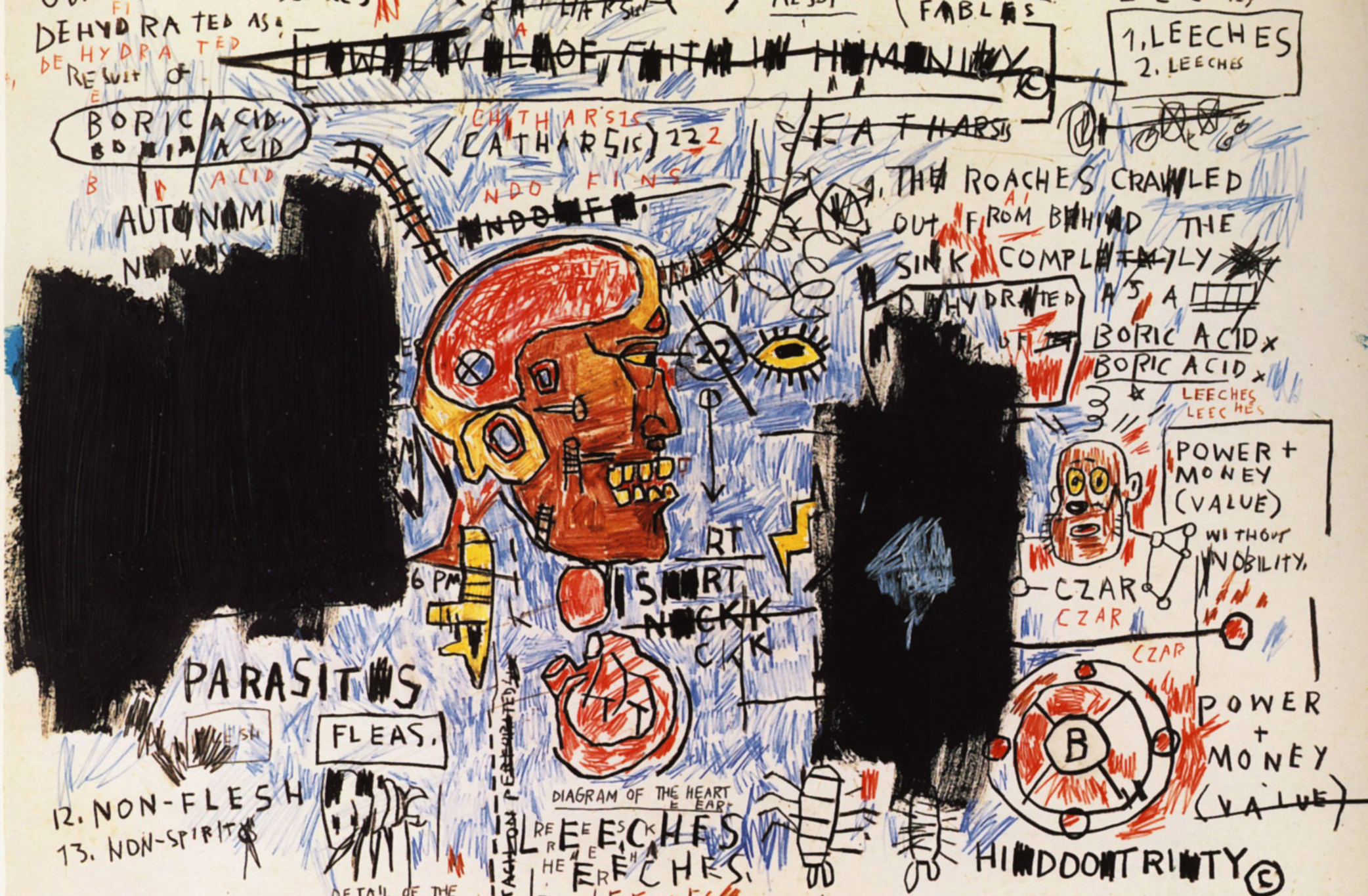 """Basquiat: The Unknown Notebooks"""