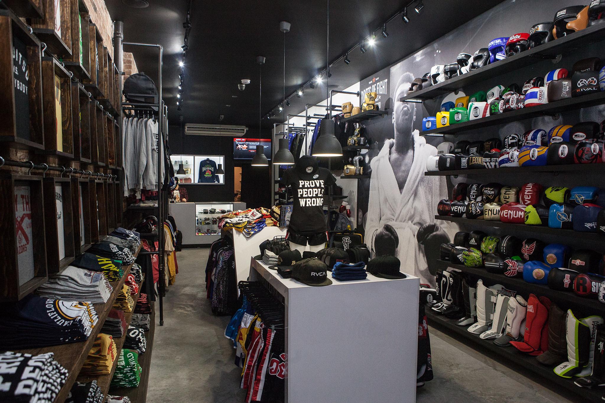 East Coast MMA Fight Shop