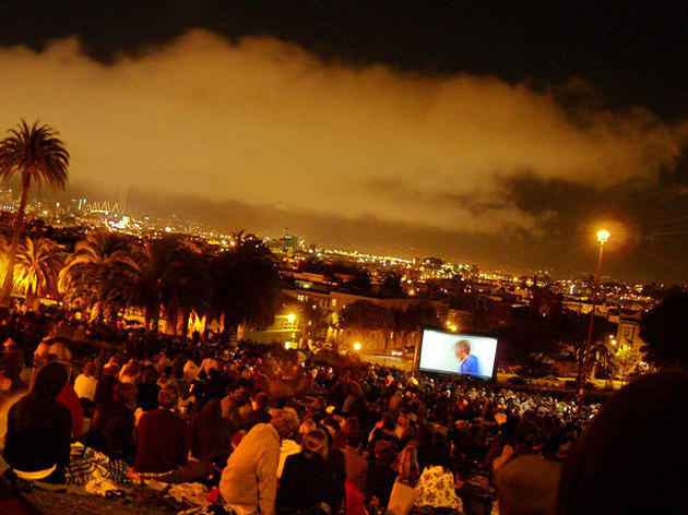 The Breakfast Club at Dolores Park
