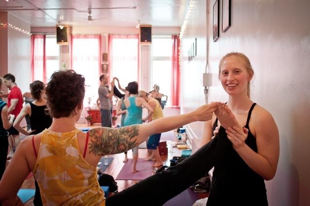 The Shala Yoga House