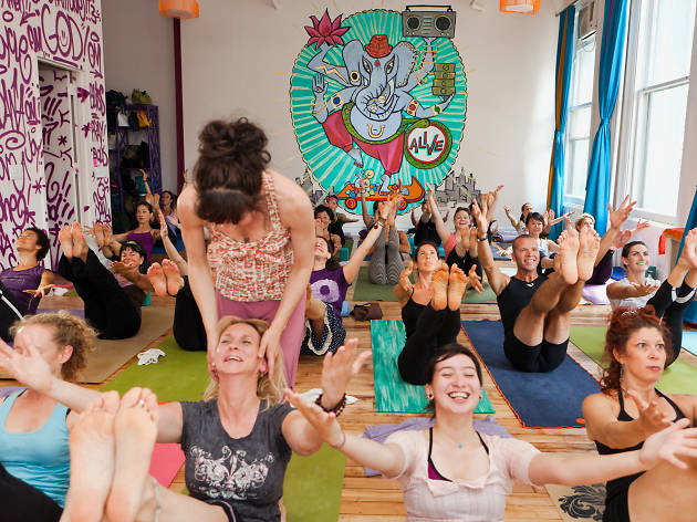 The best yoga studios in NYC