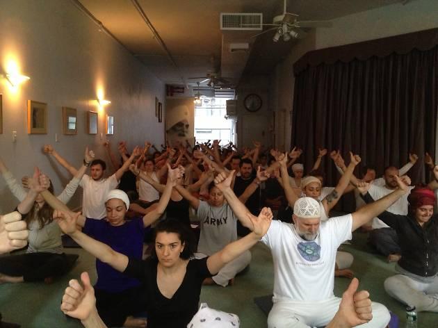 Kundalini Yoga East