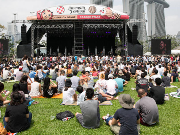 St Jerome's Laneway Festival: Things to bring