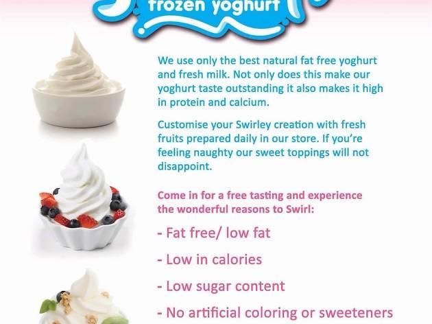 Swirley's Frozen Yoghurt