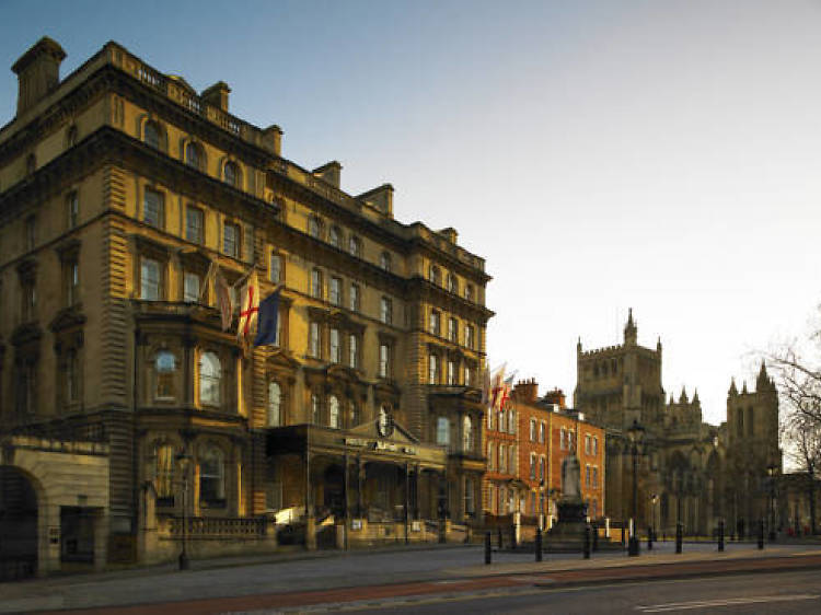 The 12 top hotels in Bristol