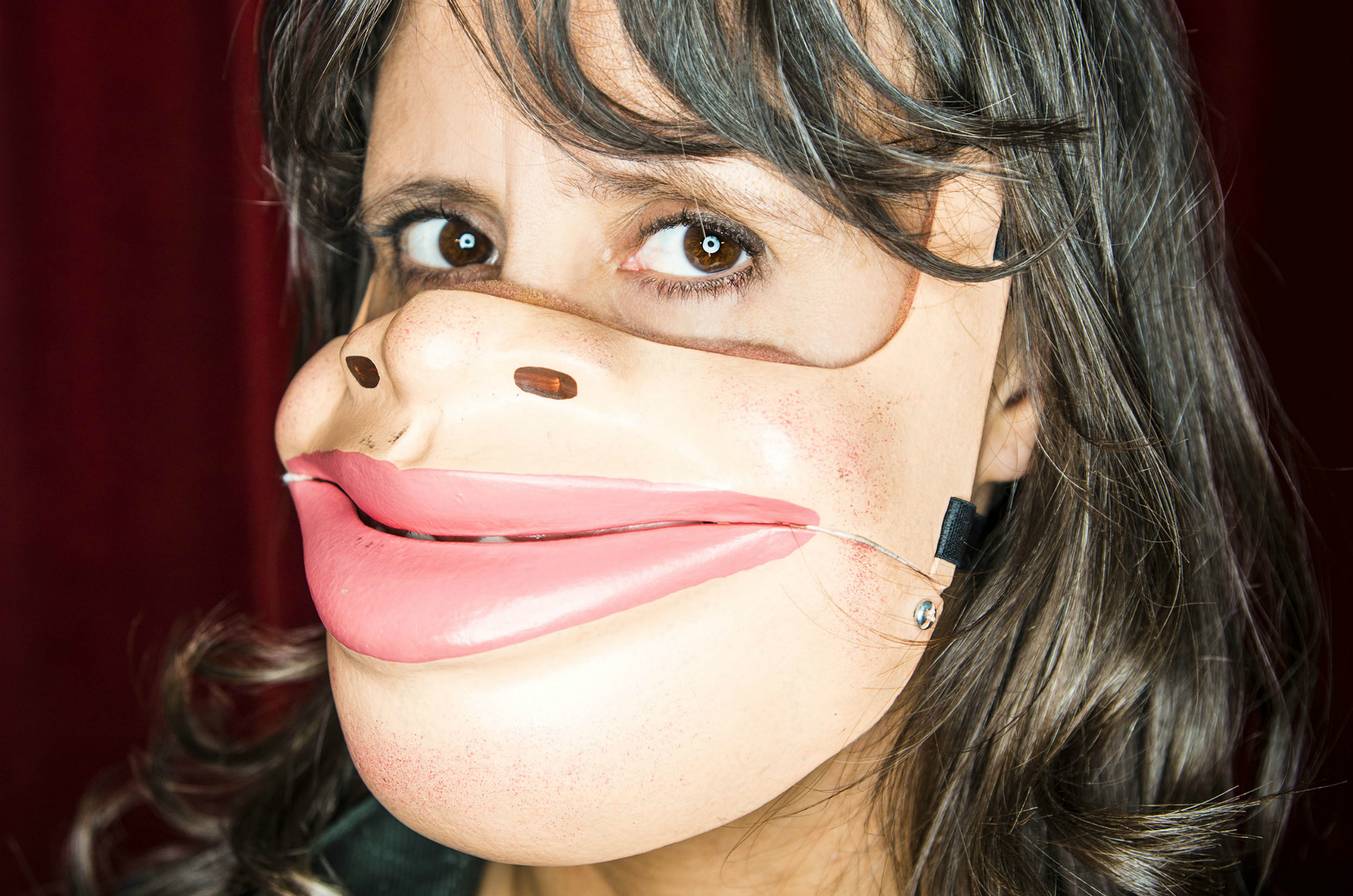 Nina Conti – In Your Face: Work-in-Progress