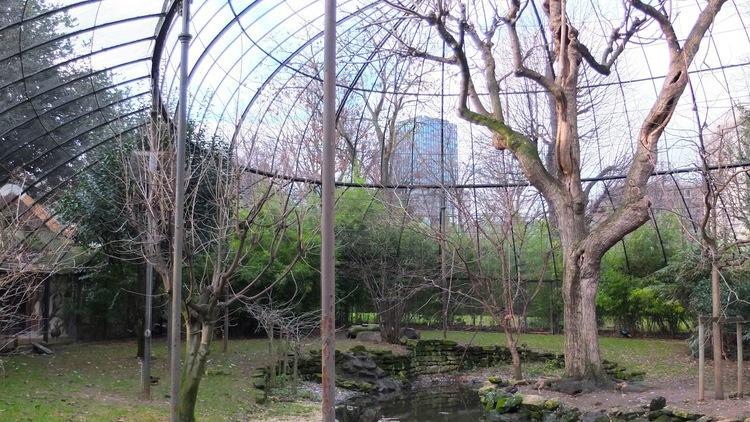 Volière (Ménagerie du Jardin des Plantes / Photo : © TB / Time Out)