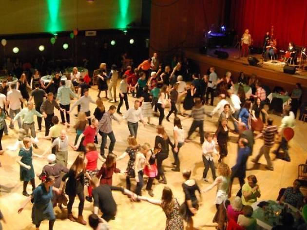 St Patrick's Day Ceili, Greenwich Dance