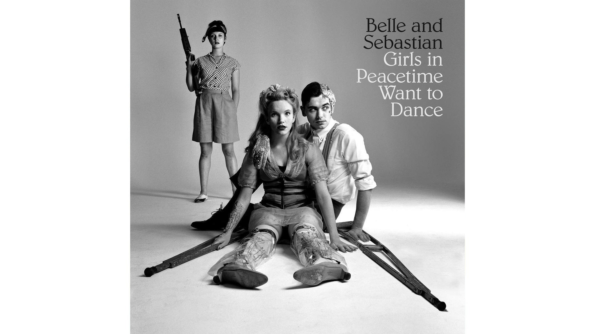 Belle And Sebastian –<br>'Girls in Peacetime Want to Dance'