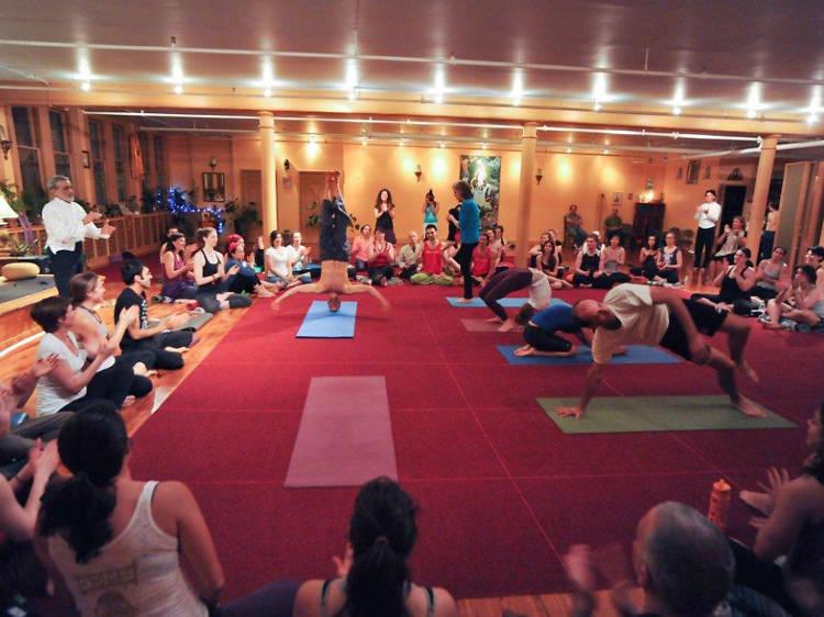 Dharma Yoga Center