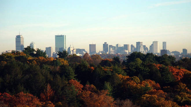 Boston rites of passage