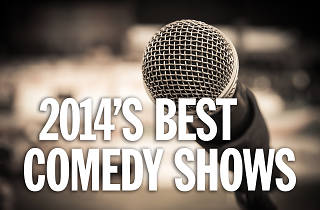 2014 Best Comedy Shows