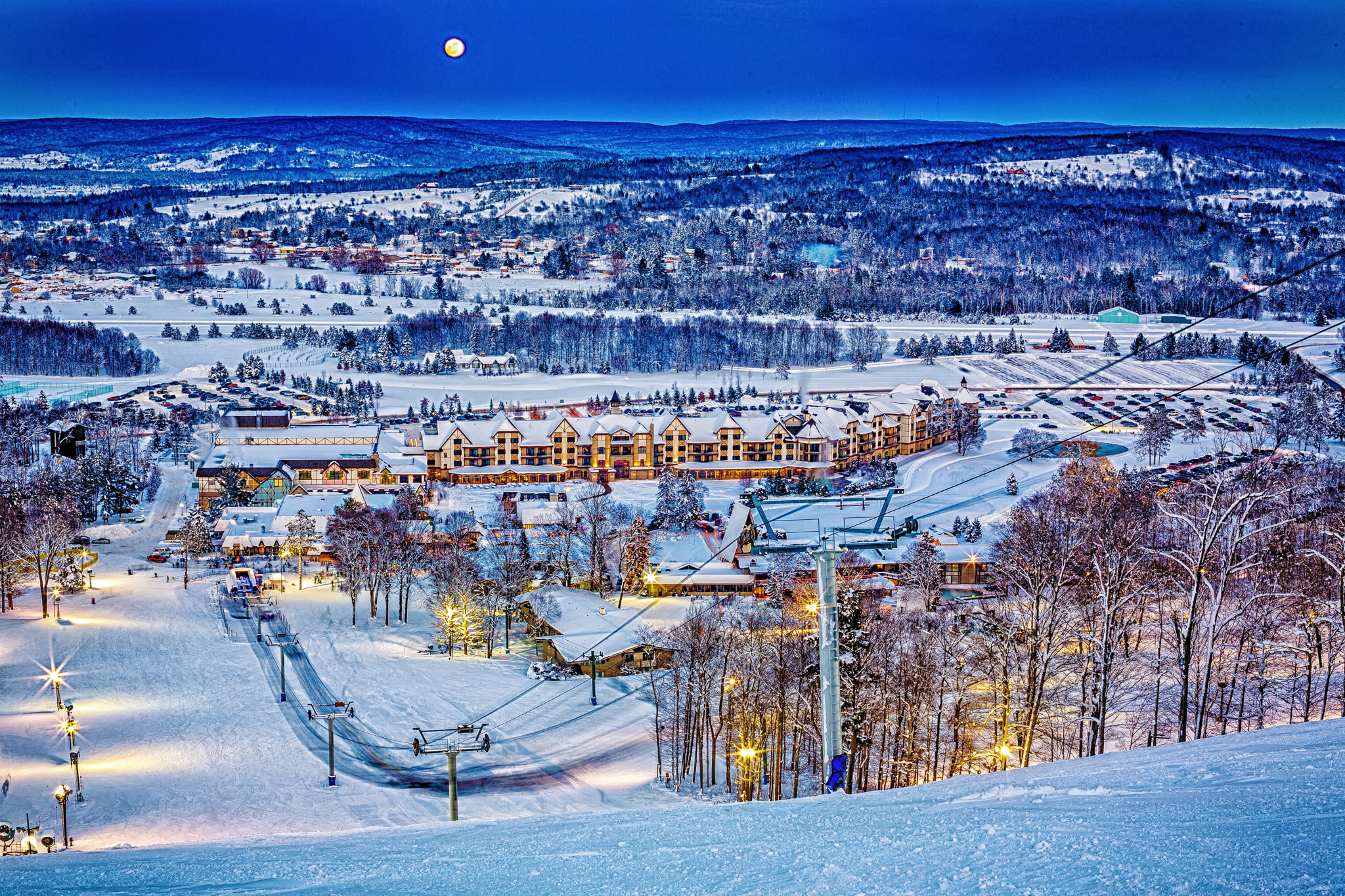 Winter Vacation Ideas In The Midwest For Families