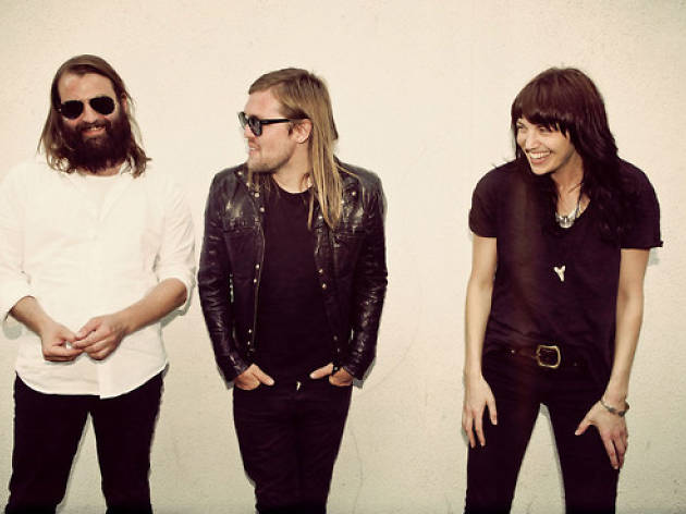 Band of Skulls + Holy Bouncer
