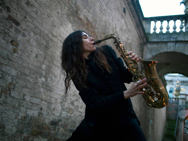 PJ Harvey, Recording in Progress, Somerset House