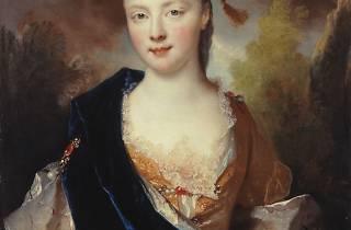 (Nicolas de Largillière, 'Portrait présumé de Madame la duchesse de Beaufort', 1714 / © Musée Cognacq-Jay / Roger-Viollet )