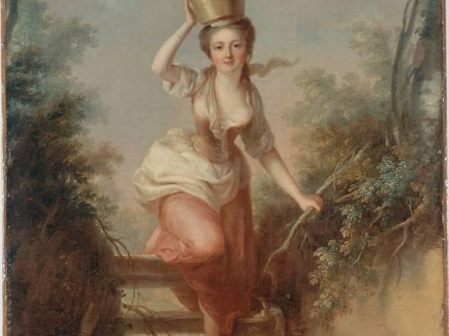 (Jean-Baptiste Huet, 'La Laitière', 1769 / © Musée Cognacq-Jay / Roger-Viollet )