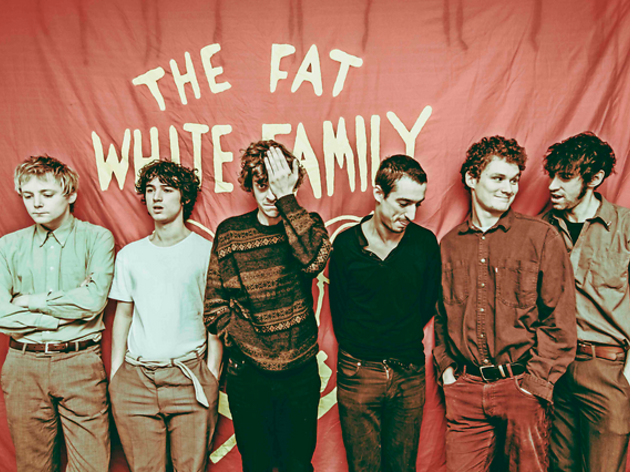 Fat White Family + Fews