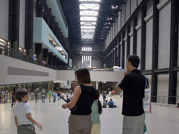 Highlights Tour of Tate Modern with Babies Who Lunch