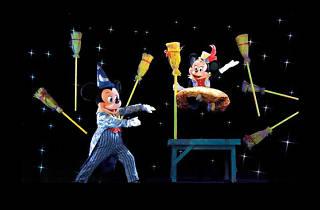 La magia de Mickey