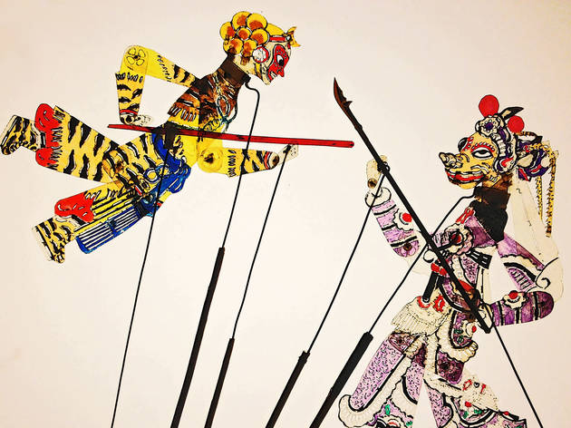 Rich in Tradition—Chinese Shadow Puppets
