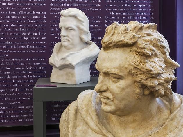 Honore de Balzac - Maison de Balzac