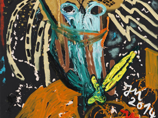 Jonathan Meese : Parsifal de Large