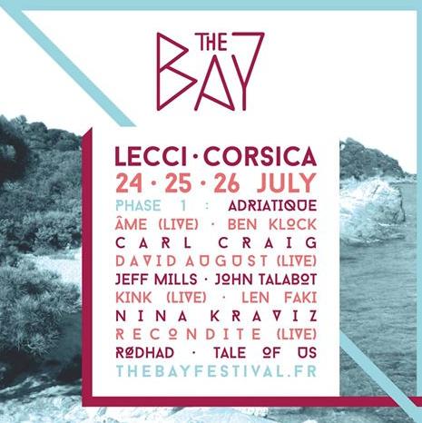Première édition pour The Bay !