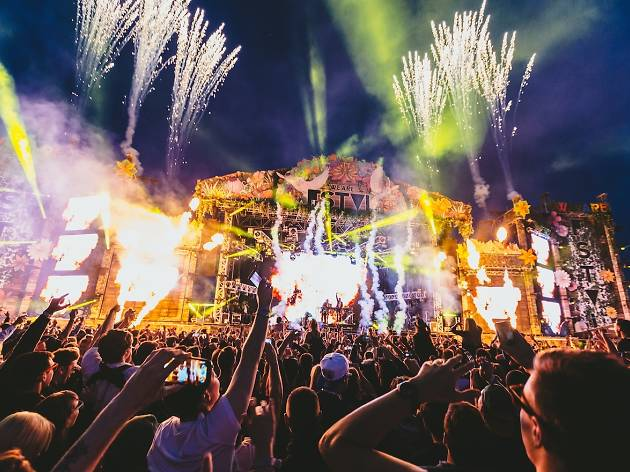 Best Festivals in May