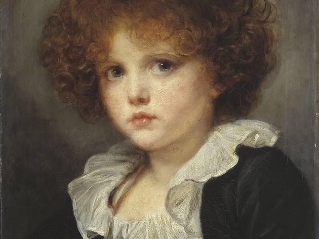 (Jean - Baptiste Greuze, 'Petit garçon au gilet rouge', entre 1775 et 1780 / Paris, musée Carnavalet / © Musée Cognacq- Jay / Roger-Viollet)