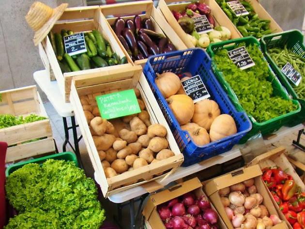 Mercat de la Terra. Slow Food Barcelona 2015