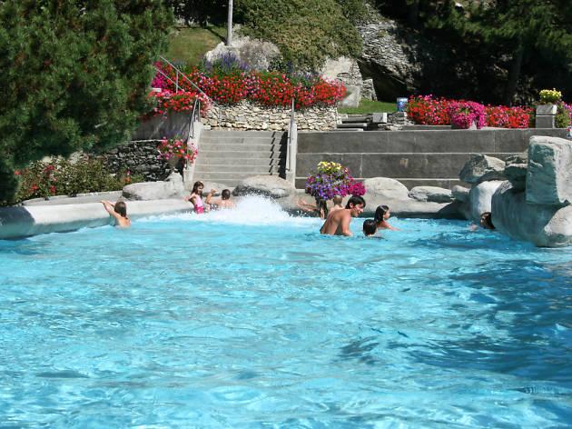 Thermalbad Brigerbad • Valais