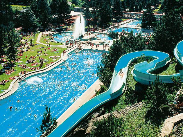 Thermalbad Brigerbad