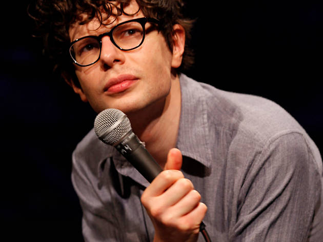 Simon Amstell – To Be Free