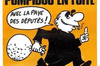 (Charlie Hebdo n° 120, 5 mars 1973)
