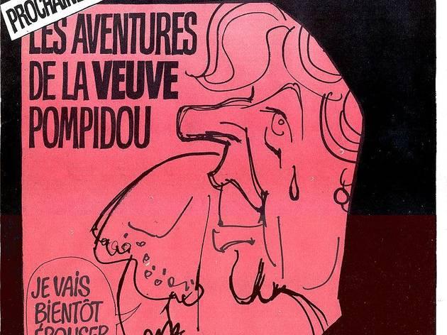 (Charlie Hebdo n° 134, 11 juin 1973)