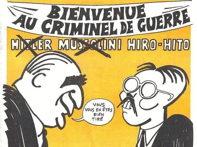 (Charlie Hebdo n° 46, 4 octobre 1971)