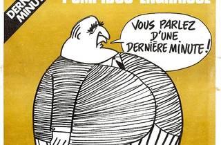 (Charlie Hebdo n° 79, 22 mai 1972)