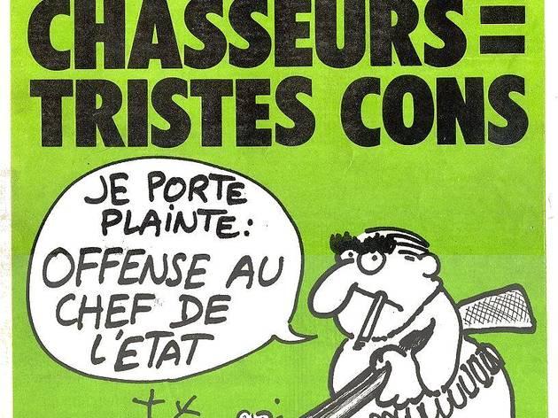 (Charlie Hebdo n° 96, 18 septembre 1972)