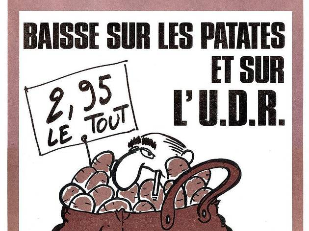 (Charlie Hebdo n° 108, 11 décembre 1972)