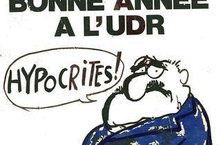 (Charlie Hebdo n° 111, 1er janvier 1973)