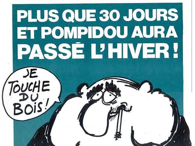 (Charlie Hebdo n° 168, 4 février 1974)