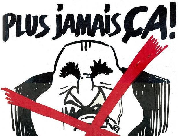 (Charlie Hebdo n° 177, 8 avril 1974)