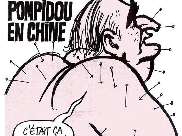 (Charlie Hebdo n° 147, 10 septembre 1973)