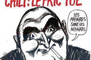 (Charlie Hebdo n° 150, 1er octobre 1973)