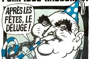 (Charlie Hebdo n° 162, 24 décembre 1973)